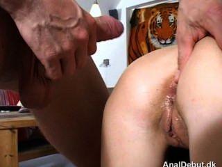 Maria anal debut