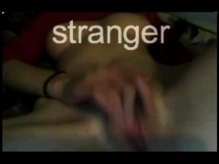 Sexy adolescente se masturba en webcam cerca
