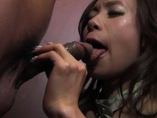 Misshitsu ryojoku shuri maihama escena 3