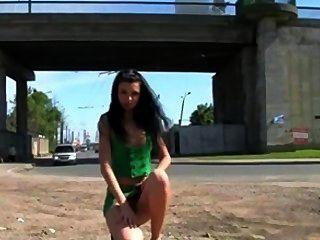 Compilación pública de chicas rusas 2