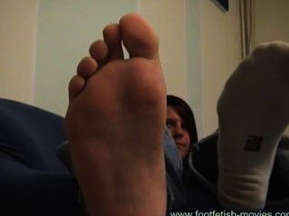 Pies y calcetines