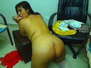 Gordita puta colombiana