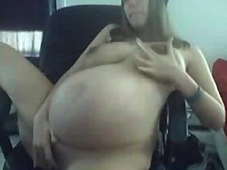 Jovenes tetas grandes embarazadas que molestan en la leva