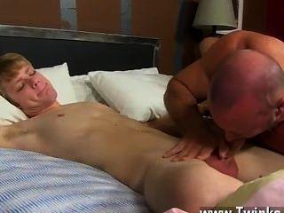 Película gay de ver como anthony evans dispara su carga de spunk más