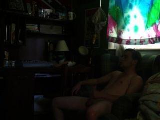Dormitorio con cámara oculta