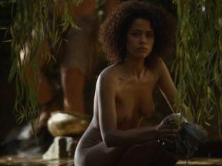 Sexy lavar escenas desnudas juego de tronos [s04e08]