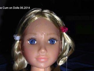 Cum en mi muñeca cumshoot en la muñeca