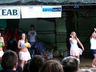 Baile de globo 6