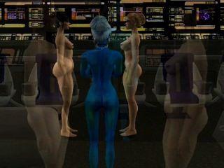 Simtrek parte # 1 sims 2 sci fi