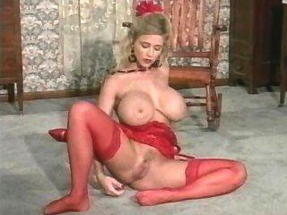 Dixie burbujas rojo ropa interior completa