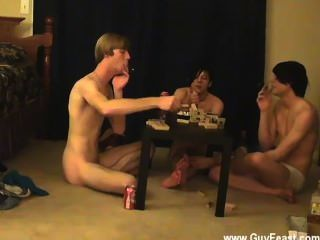 Hardcore gay trace y william se reúnen con su nuevo amigo austin