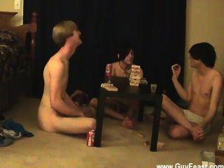 Twink video trace y william se reúnen con su recién conocido