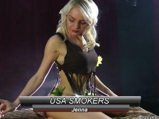 Jenna de \|Kink|fumar|fetiche de fumar|420|marihuana|malezas|Rrr|rubia|fetiche|Rrr|