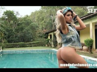 Ana paula minerato revista sexy agosto 2014 mundodasfamosas.com