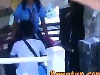 Pinay estudiantes sexo en la calle
