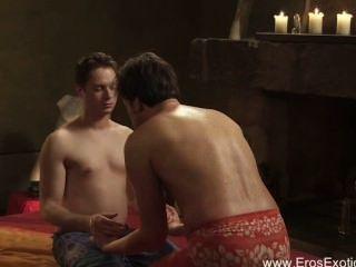 Masaje próstata íntimo masaje parte 1