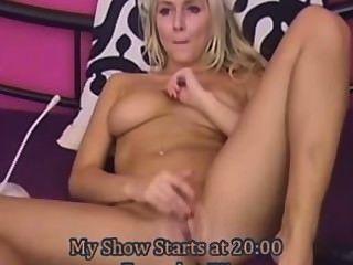 Rubia belleza chica caliente webcam mostrar