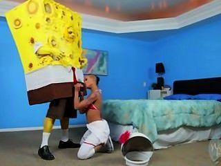 Spongebob sexo spongeknob squarenuts