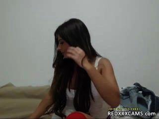 Camgirl webcam sesión 160