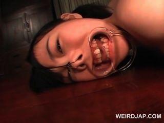 Hardcore culo consolador follando para morena teen asian sexo esclavo