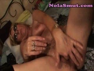 Madura mujer rubia puta en la cam