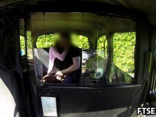 Video de la venganza mierda en un taxi