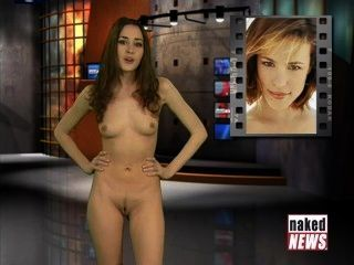 Noticias desnudas rachel audition