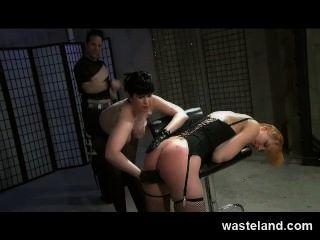 La asignación de entrenamiento bdsm femdom, maledom \u0026 female submissive hardcore