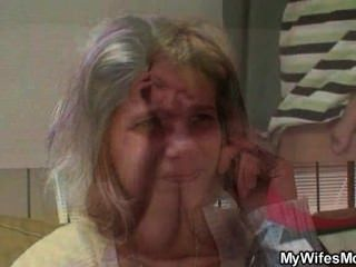 Su mamá gorda follando con su esposo
