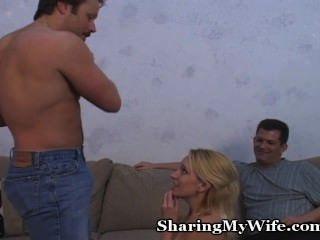 Hottie es compartido por el esposo