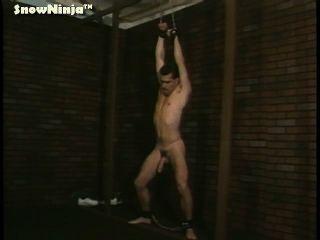 Rod garetto bondage solo