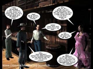 3D cómico: seis hermanas arma.episodio 1