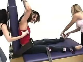 Realtickling alyson / jinx / christina cosquillas tortura