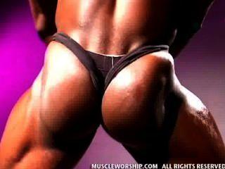 Músculo de chocolate