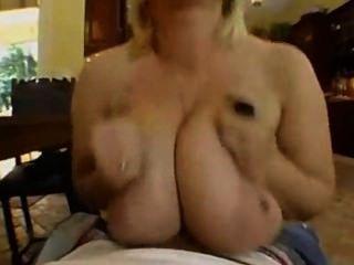 Samantha 36g folla, chupa y titty folla a hombre práctico