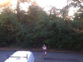 Sexygoofball: danza al aire libre