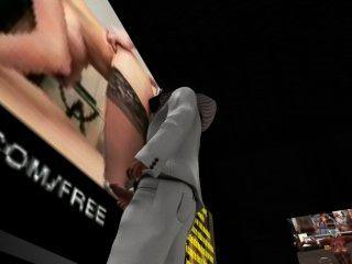 Fred adjani que se branle au cinéma de rps