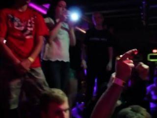 Blunt trauma ministro de la miseria (video musical en vivo)