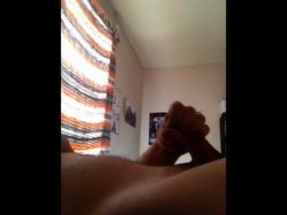 Jerk casero de vídeo para la ex novia
