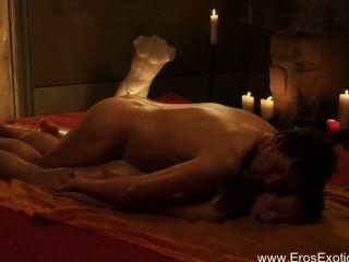 Masaje erótico tantra parte 3