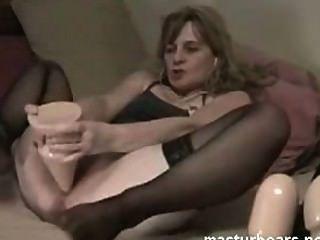 Mi dildo anal anal masturbación
