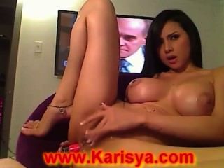 Webcam sexo joven morena