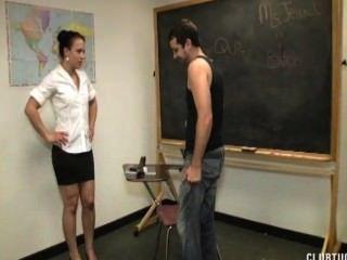 Castigo en el aula