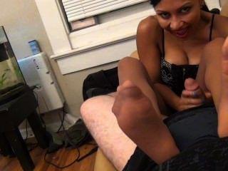 Jazmín el terapeuta del pie
