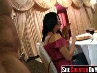 29 strippers se sopla en la fiesta de sexo cfnm 40