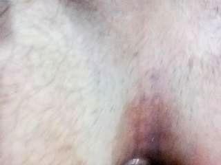 Tapando mi culo