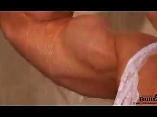 Johanna d seducción muscular