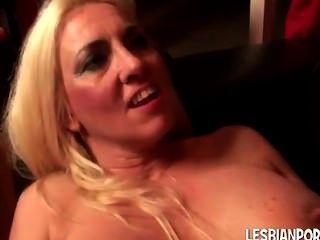 Amas de casa lesbianas maduras