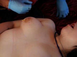 50 tonos de johnny rockard piercing placer con lana_fae.