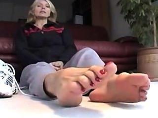 Pies y calcetines sexy pov part 2